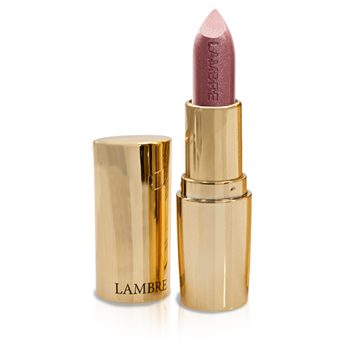 Lambre Exclusive Classic Colour Lipstick in 15 Pink Pearl