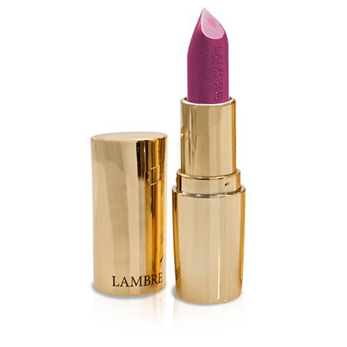 Lambre Exclusive Classic Colour Lipstick In 21 FUCHSIA