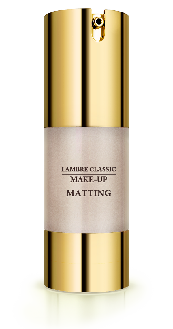 Lambre Classic Make-Up Matting Foundation In #04 (Warm Beige), 30 ml