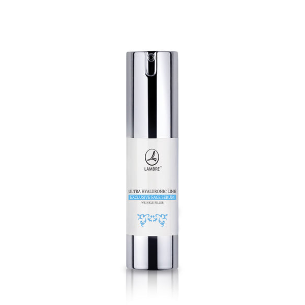 Lambre Ultra Hyaluronic Line Exclusive Face Serum Wrinkle Filler, 15 ml