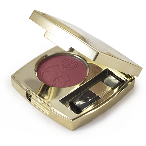 Lambre Compact Blush In #03 Rose