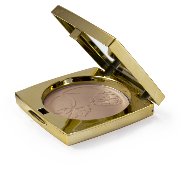 Lambre Compact Powder Perfect Complexion In #04 Warm Beige
