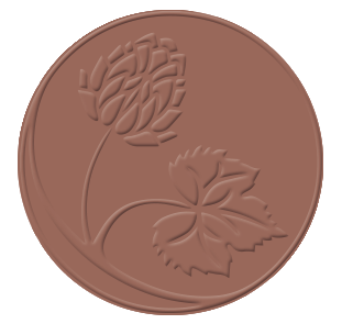 Lambre Compact  Blush #08 Golden Walnut