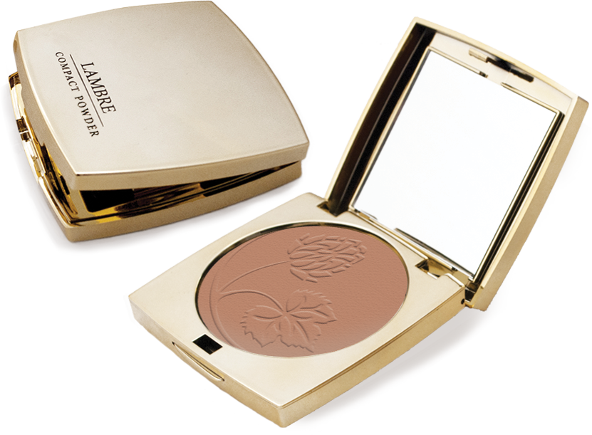 Lambre Compact Powder Perfect Complexion In # 10 COPPER