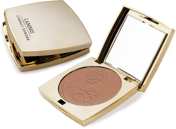 Lambre Compact Powder Perfect Complexion In #06 HONEY BLOSSOM