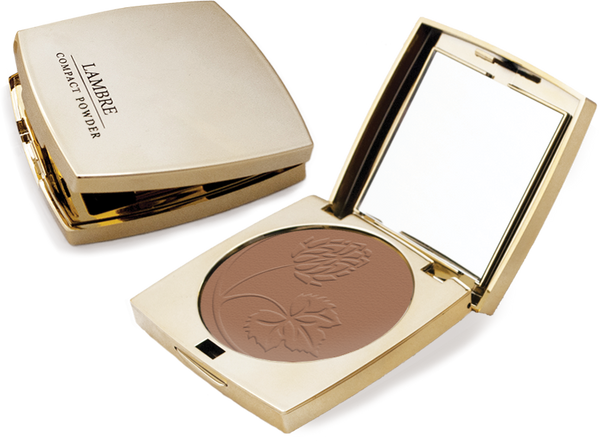 Lambre Compact Powder Perfect Complexion In # 07 SWEET ALMOND