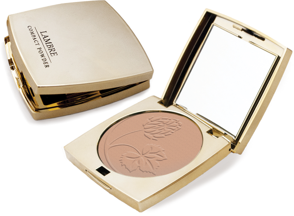 Lambre Compact Powder Perfect Complexion In # 08 LATTE