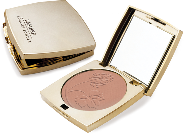 Lambre Compact Powder Perfect Complexion In # 09 ROSY BEIGE