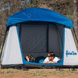 PahaQue Pamo Valley XD Cabin Tent in Blue