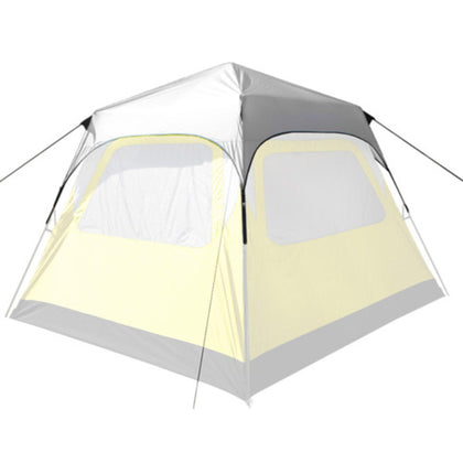 PahaQue Rainfly for the Basecamp 6 Person Tent