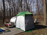 5x7 Trailer Side Mount Tent/ScreenRoom