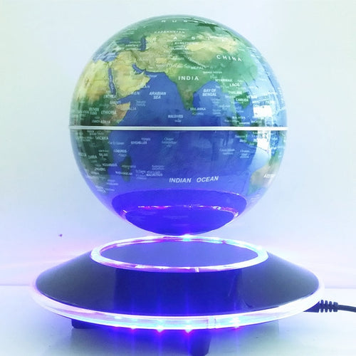 Globe Antigravité  Earth™ - HEBENINO