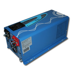1000W PURE SINE WAVE INVERTER/CHARGER, 12V 120VAC