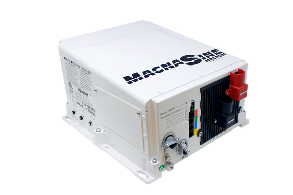 Magnum Energy MS2012-20BL-U: 2000W 12VDC Pure Sine Inverter Charger MS Series with 20 Amp Input Breakers