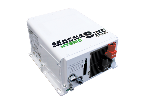 Magnum Energy MSH4024RE: 4000W 24VDC Pure Sine Hybrid Inverter Charger MSH-RE Series
