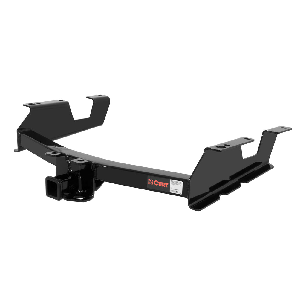 "Class 3 Hitch, 2"", Select Chevrolet Silverado, GMC Sierra 2500, 3500 HD 13061 Curt"
