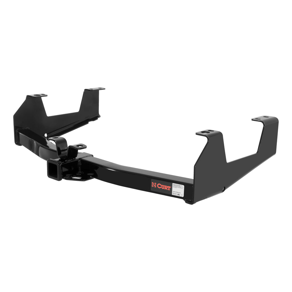 "Class 3 Hitch, 2"", Select Silverado, Sierra 2500, 3500 HD (Exposed Main Body) 13063 Curt"