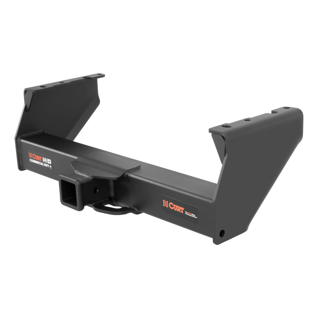 "Commercial Duty Class 5 Hitch, 2-1/2"" Receiver, Select Chevy, GMC, Dodge, Ram 15800 Curt"
