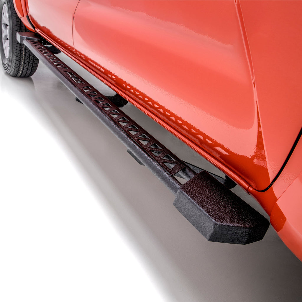 Rocker Step Running Boards, Select Silverado, Sierra 1500, 2500, 3500 Crew Cab 2074109 Aries