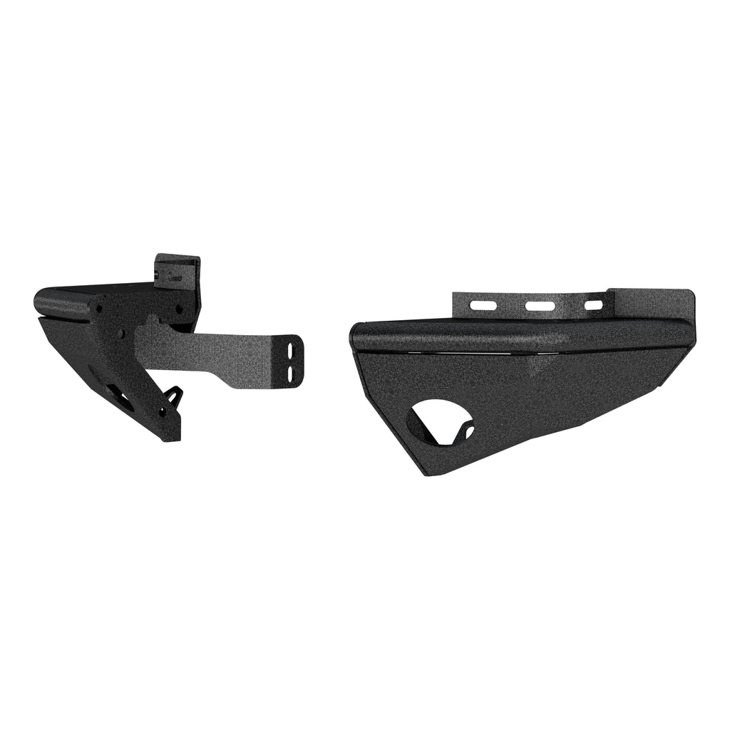 TrailChaser Jeep Wrangler Rear Bumper Corners 2081221 Aries