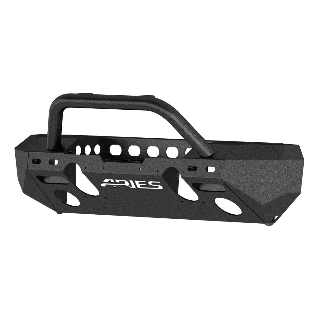 TrailChaser Jeep Wrangler JK Front Bumper (Option 4) 2082050 Aries