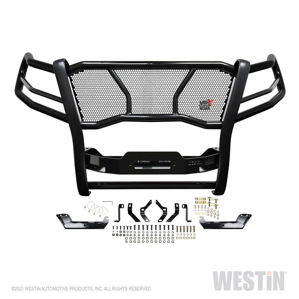 HDX Winch Mount Grille Guard 57-93985 Westin