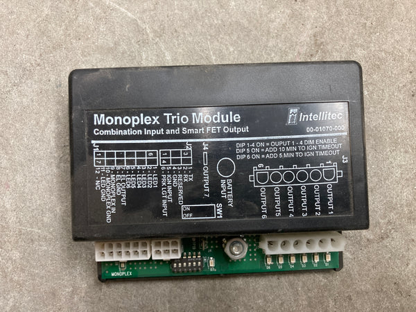 Intellitec Trio Module 00-01070-00