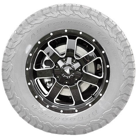 "Waldoch W1 Wheel 20""x9 Glossy Black and Machine"