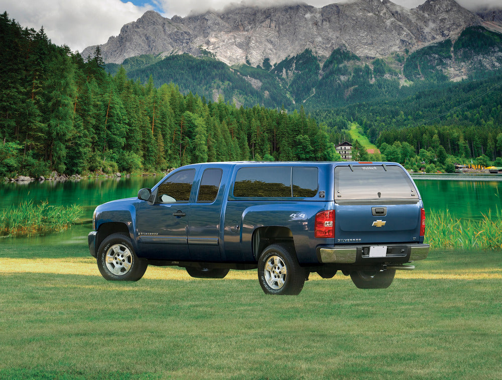 Waldoch W-R GMC Canyon Topper