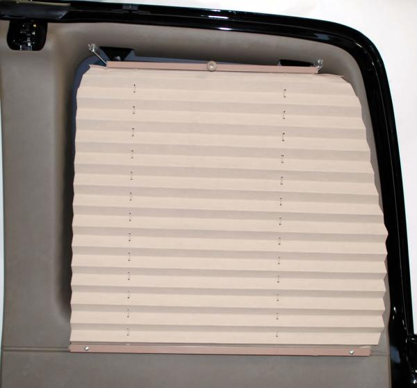 United Shade Chevy Express Tan Shade For Driver Side Cargo Door 924-T