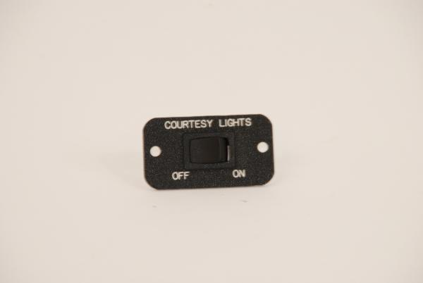 Waldoch Courtesy Lights On Off Switch For Conversion Vans 3010