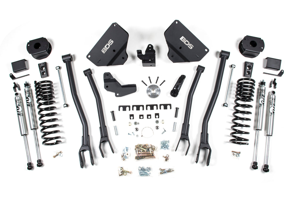 "BDS Suspension 4"" 4-Link Suspension System 