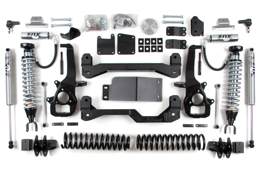 "BDS Suspension 6"" Coil-Over Lift Kit - 12 Dodge RAM 1500 4WD 663F"