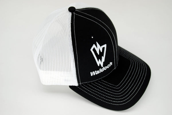 Waldoch Logo Snapback Adjustable Baseball Hat