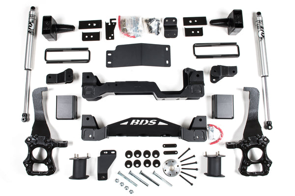 "BDS Suspension 4"" Suspension System 2015-2020 Ford F150 4WD 1533H"