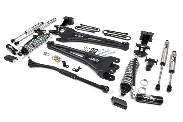 "BDS Suspension 2.5"" Coil-Over Radius Arm Suspension System 2017-2019 Ford F250/350 4WD 1543F"