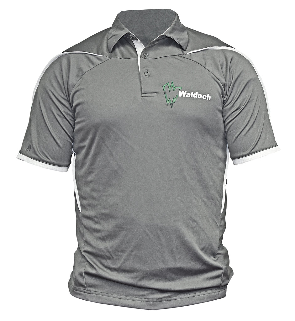 WALDOCH GRAY POLO