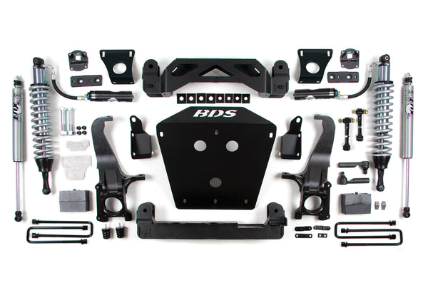 "BDS Suspension 7"" Coil-Over Suspension System 2007-2015 Toyota Tundra 4WD 813F"
