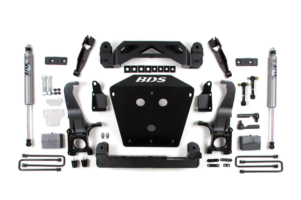 "BDS Suspension 7"" Suspension System 2016-2018 Toyota Tundra 4WD 818H"