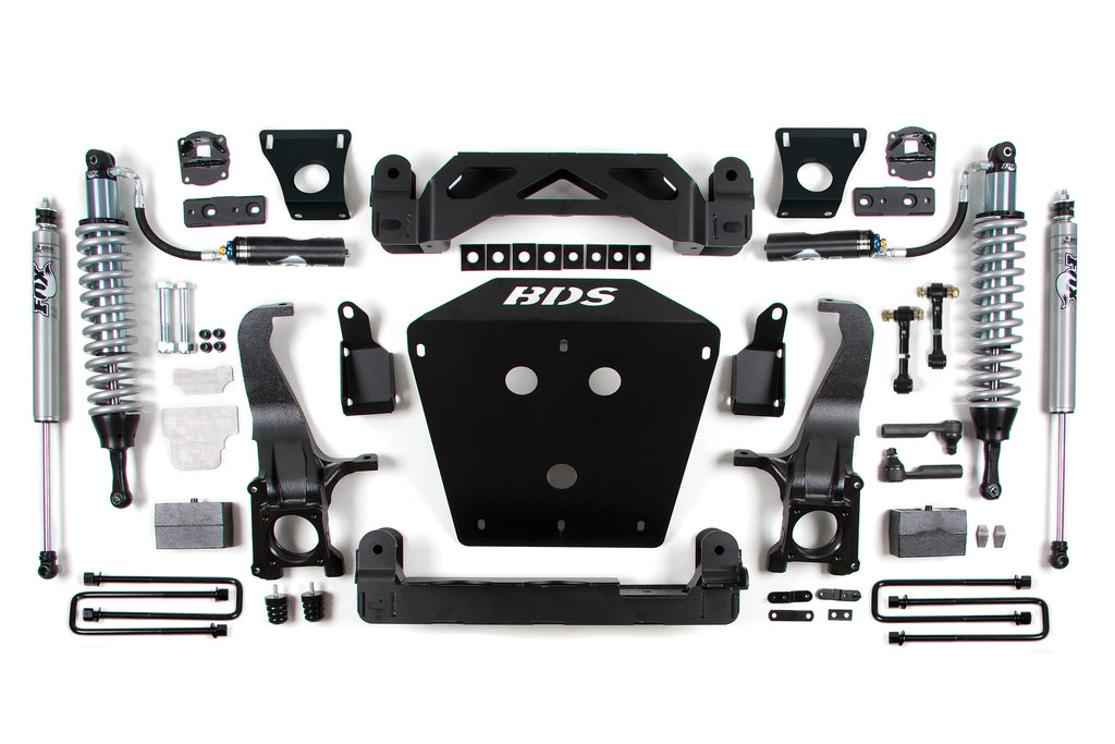 "BDS Suspension 4.5"" Coil-Over Suspension System 2016-2018 Toyota Tundra 4WD"