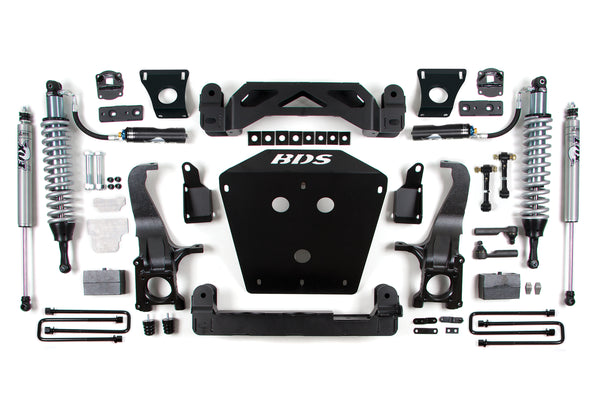 "BDS Suspension 4.5"" Coil-Over Suspension System 2007-2015 Toyota Tundra 4WD 814F"
