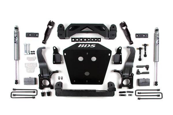 "BDS Suspension 4.5"" Suspension System 2007-2015 Toyota Tundra 4WD 814H"