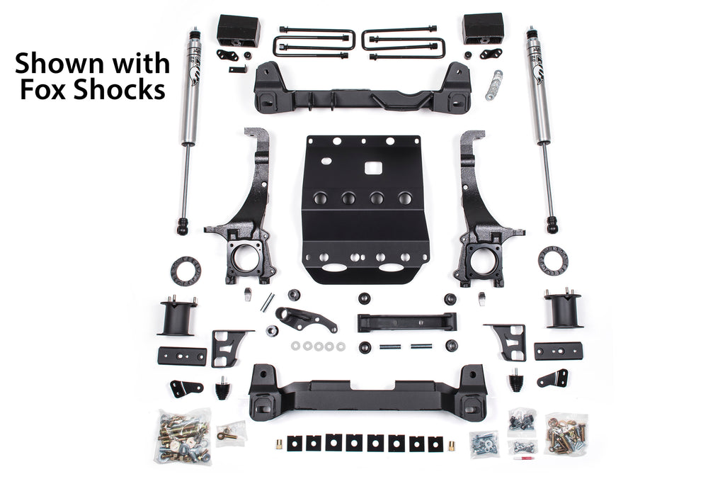 "BDS Suspension 6"" Suspension System 2016 Toyota Tacoma 4WD 820FS"