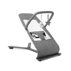 Silla para bebé tipo bouncer, reclinable, espaldar respirable, portátil - Baby Delight