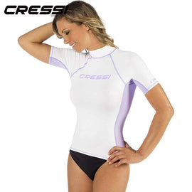 Rash Guard Short Sleeve Ladies