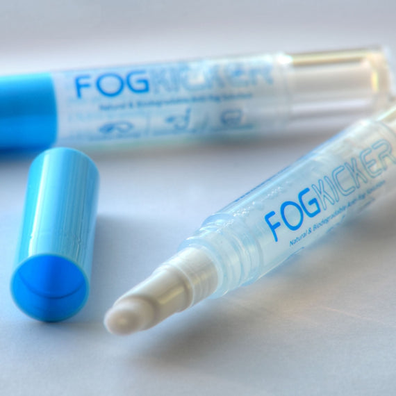 Fogkicker Anti Fog Solution 4.5ml for dive masks