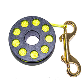 Reel with Brass Hook