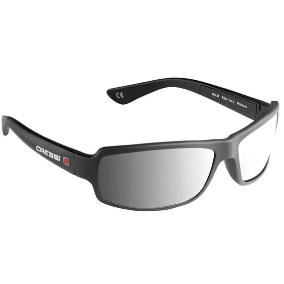 Ninja Floating Sunglasses Black