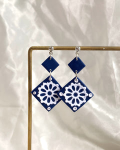 Moroccan Tiles - #1 Dangle