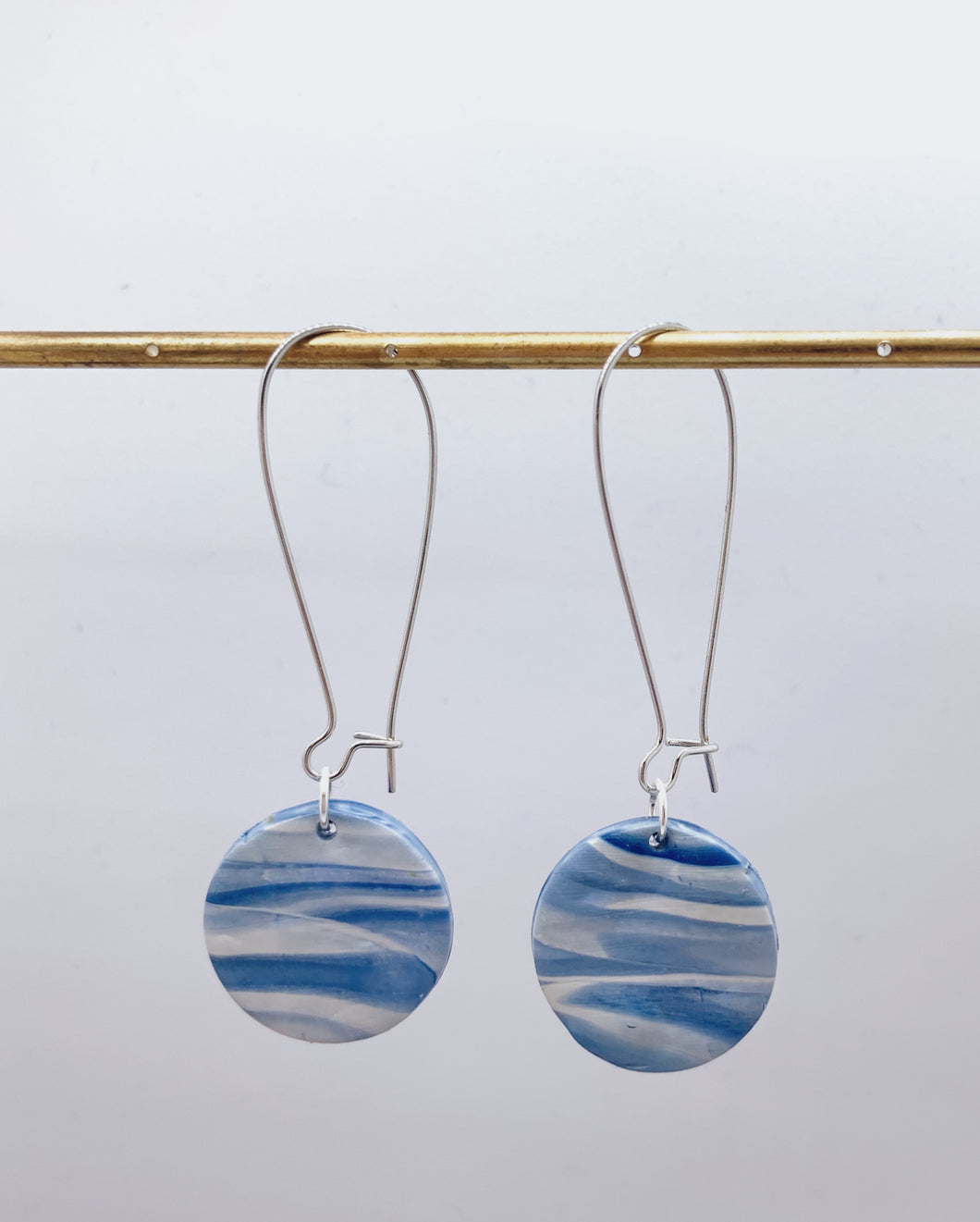Sea Breeze - #9 Circle hoops